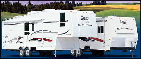Topaz Fifth Wheels