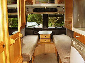 Used Class A Motorhomes >> Roadtrek 190 Popular | Quality Used Motor Homes from Gold RV