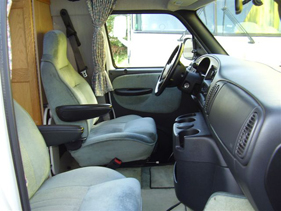 Roadtrek 190 Popular interior
