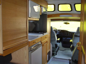 Roadtrek 190 Popular Quality Used Motor Homes From Gold Rv